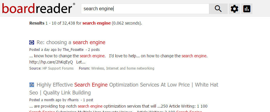 Using Alternative Search Engines for your Online Marketing Efforts
