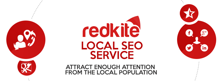 Local SEO Service – Redkite Philippines