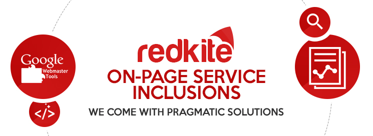 On Page Service Inclusions – Redkite Philippines