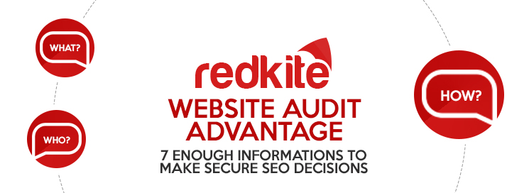 Website Audit Advantage – Redkite Philippines