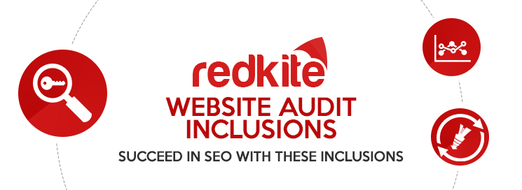 Website Audit Inclusions – Redkite Philippines