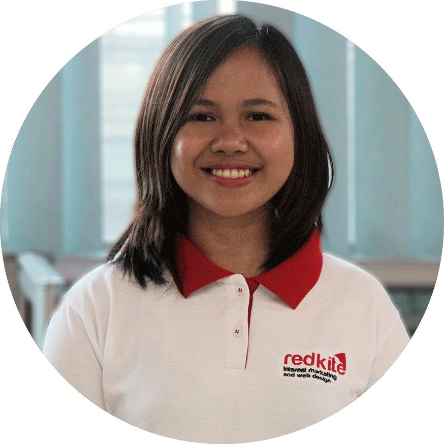 Web Content Writer Maricar – Redkite Philippines