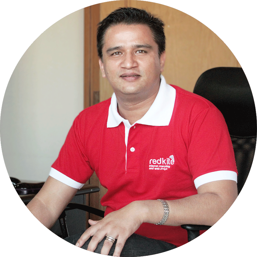 Managing Director Raja – Redkite Philippines