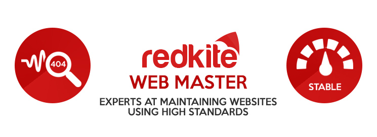 Web Master Services – Redkite Philippines