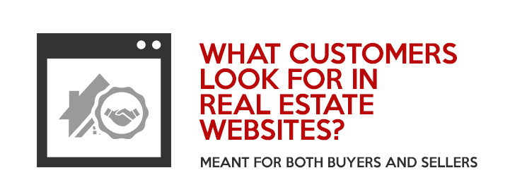 What customers look for in Real Estate Websites Philippines