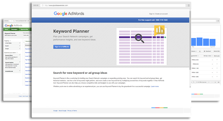helpful tool to use for keyword research