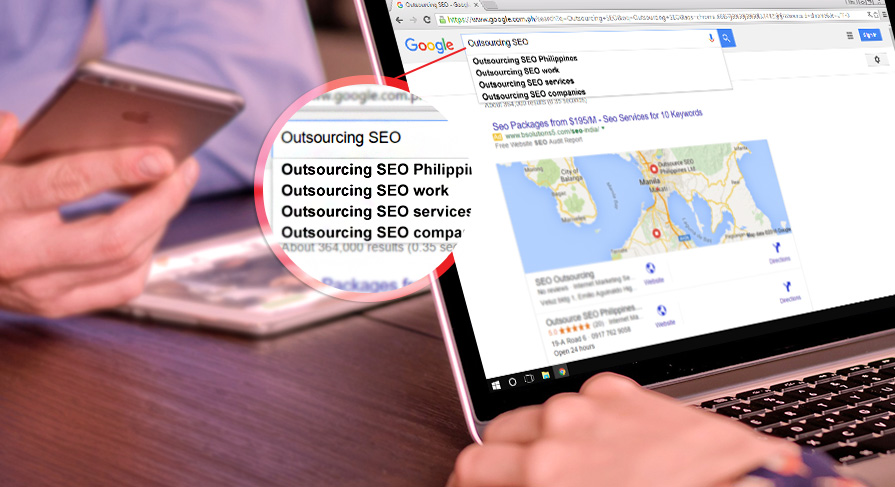 strategy to use when looking for top searches