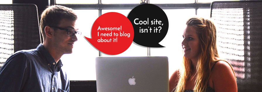 Redkite Blog - It catches the interest of your site visitors