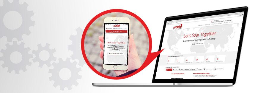 Redkite Blog - Mobile Optimization