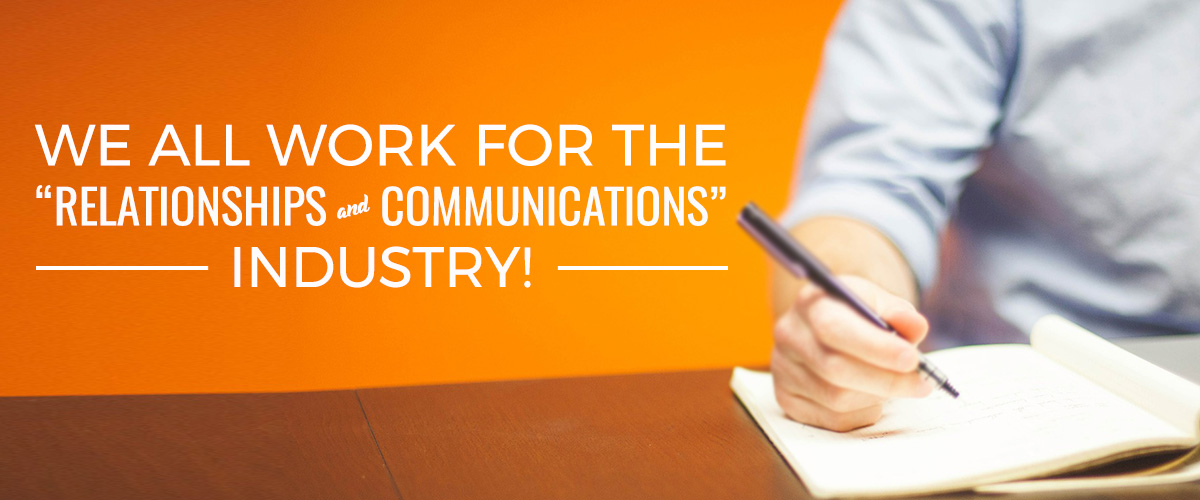 Relationships and Communications Industry - Redkite