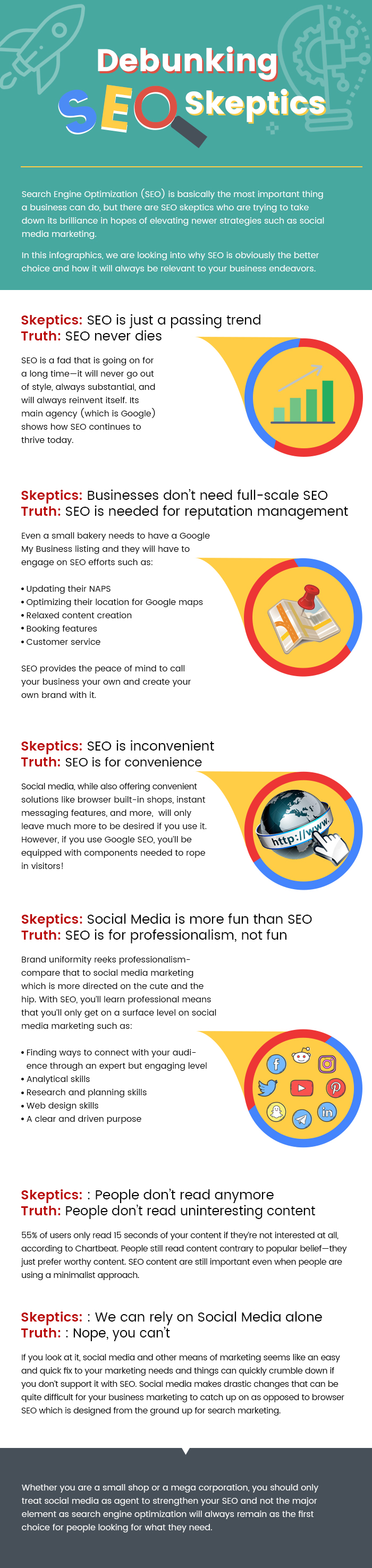 Debunking SEO Skeptics - Redkite Digital Marketing Philippines